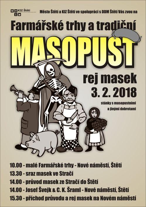 Tradiční masopust 2018