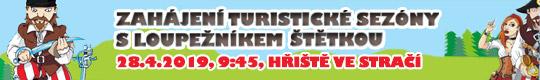 Zahájení turistické sezóny [nové okno]