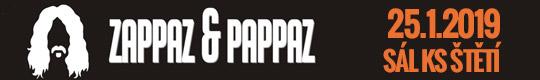 Zappaz & Pappaz, 25.1.2019 [nové okno]