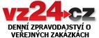 vz24.cz - Denní zpravodajství o veřejných zakázkách [odkaz jiný web]