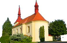 Kostel ve štětí